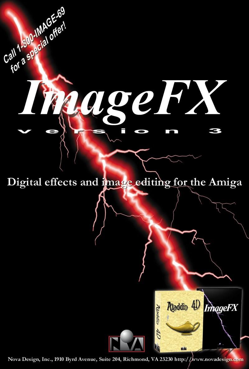 ImageFX 3 Bolt