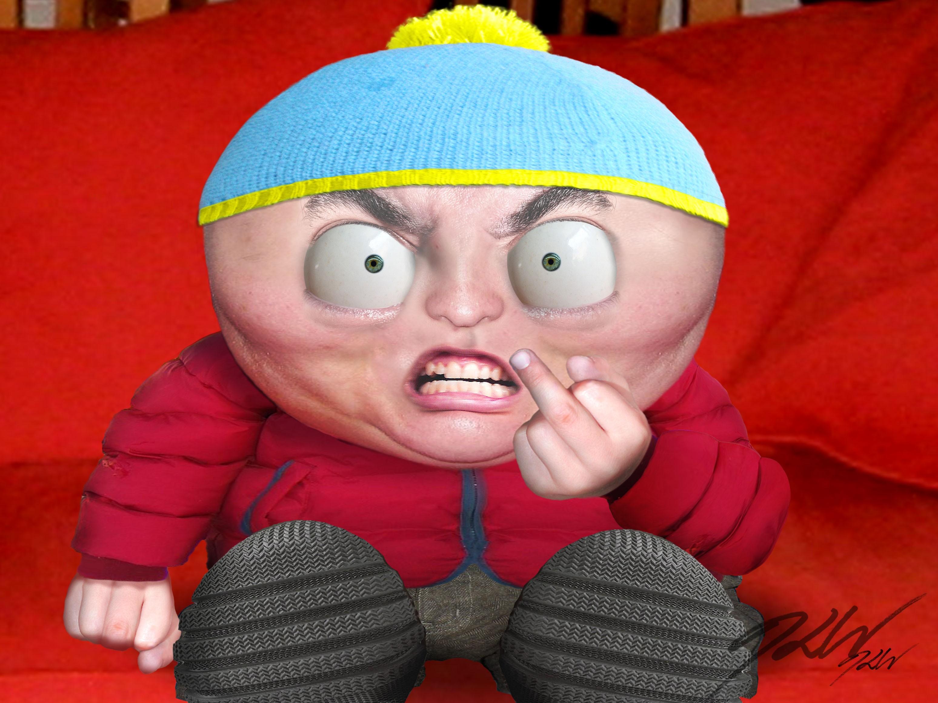 Real Cartman