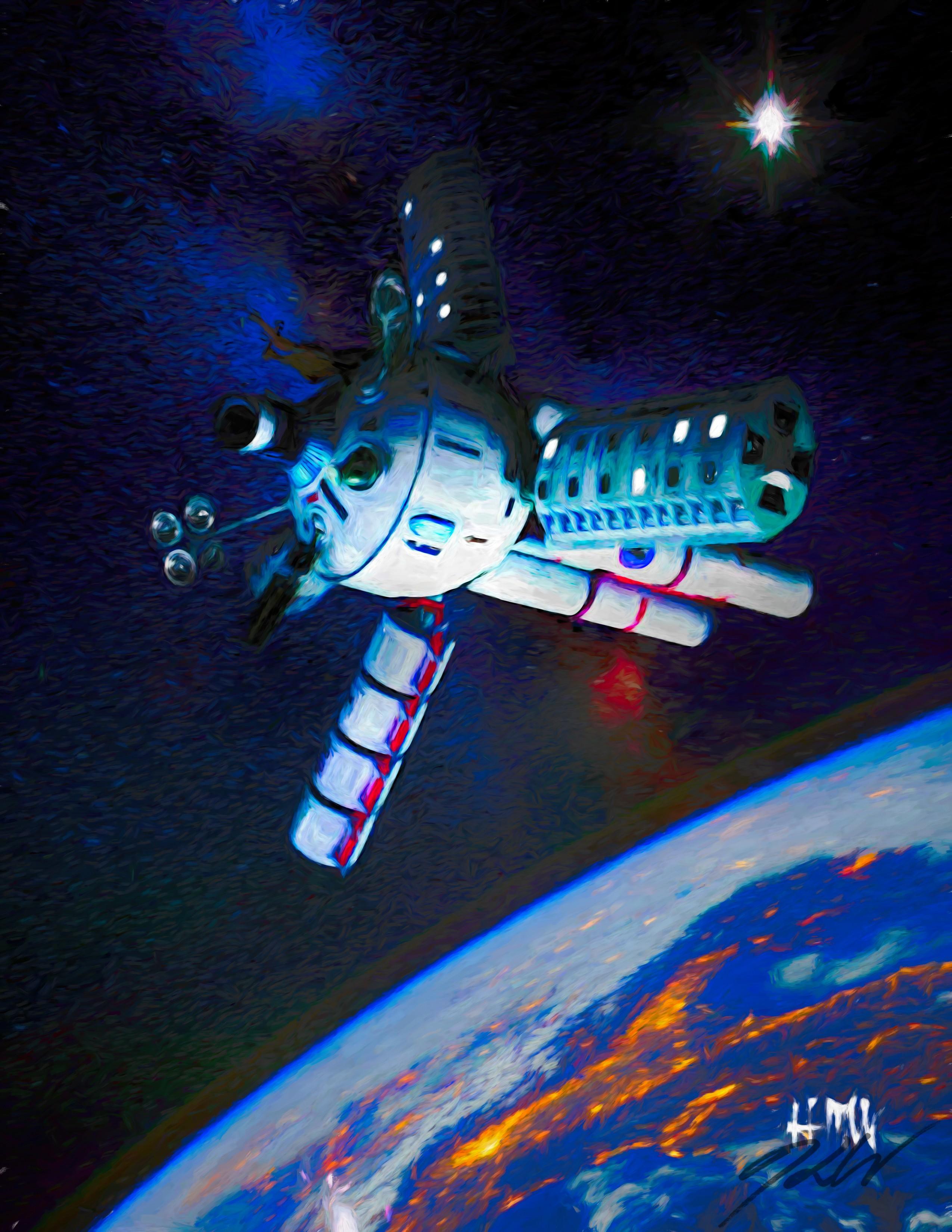 Space Hab 14